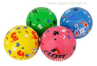 Мяч баскетбольный FLOTT FBA-0070