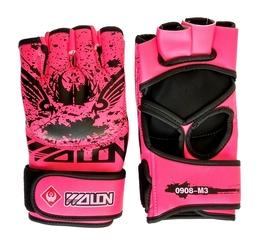 Перчатки для единоборств (MMA) Walon 0809-M3 (pink)