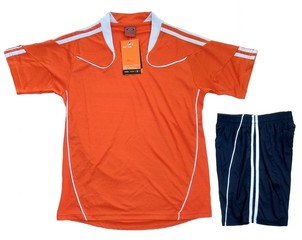 Форма футбольная 0429 (оранжевая)