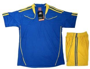 Форма футбольная 0429 (синяя)