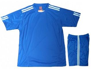 Форма футбольная 0490 (синяя)