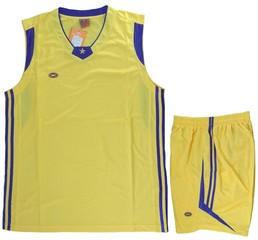 Форма баскетбольная 0505 (жёлтая)