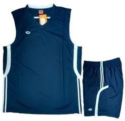 Форма баскетбольная 0507 (тёмно-синяя)