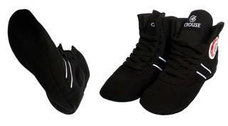 Обувь для самбо Crouse EY-1010 (black)