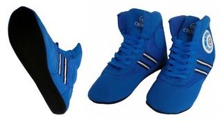 Обувь для самбо Crouse EY-1010 (blue)