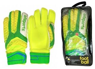 Перчатки вратаря AILSPORTS (зелёные)