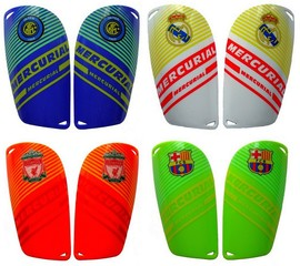 Щитки футбольные Mercurial