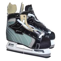Коньки хоккейные ArtlinA PRO Course (green)