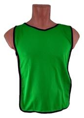 Манишки футбольные (зелёные)