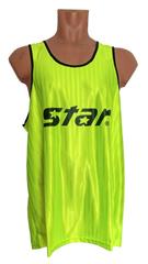 Манишки футбольные Star 01 (салатные)