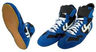 Обувь для борьбы Wei-Rui 2008 (синие)