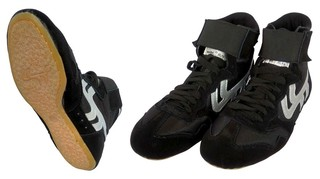 Обувь для борьбы Wei-Rui 2008 (чёрные)