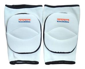 Наколенники волейбольные Crouse 7102 (белые)