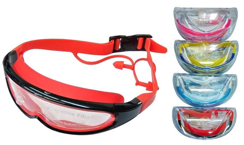 Очки для плавания Shenyu (+беруши)