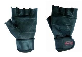 Перчатки атлетические Lee Honey