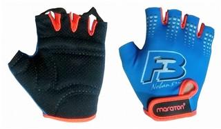 Перчатки велосипедные Maraton AI-03-330 (blue)