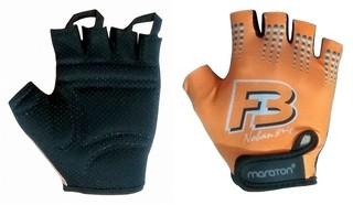 Перчатки велосипедные Maraton AI-03-330 (orange)