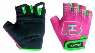 Перчатки велосипедные Maraton AI-03-330 (pink)