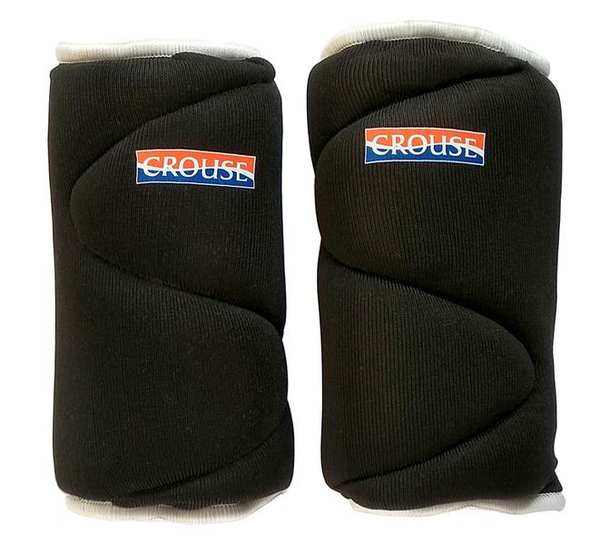 Наколенники волейбольные Crouse 3424 (black)