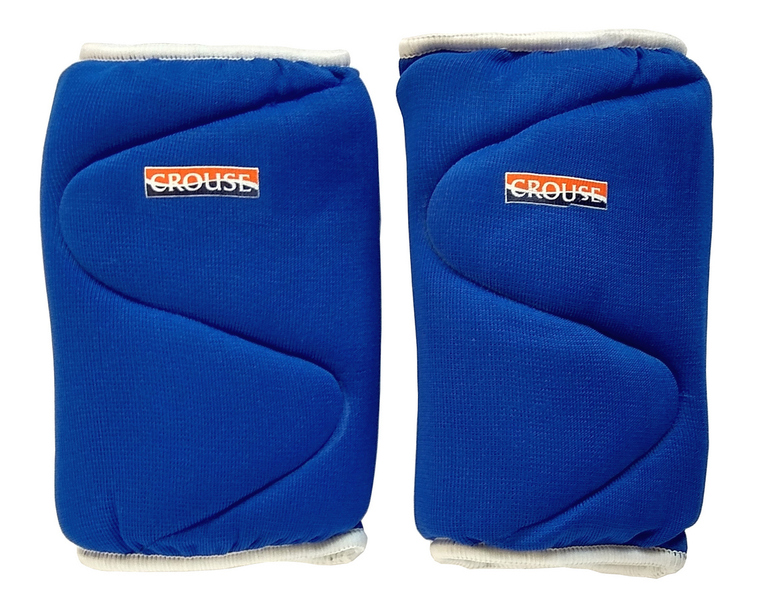 Наколенники волейбольные Crouse 3424 (blue)