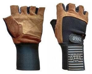 Перчатки атлетические Velo JS 0013