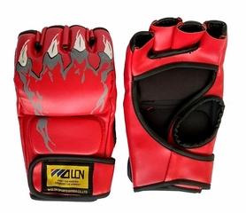Перчатки для единоборств (MMA) Walon (red)