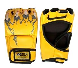 Перчатки для единоборств (MMA) Walon (yellow)