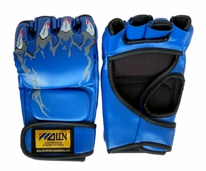 Перчатки для единоборств (MMA) Walon (blue)