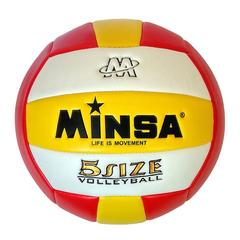 Мяч волейбольный Minsa арт. 5-0027 (red)