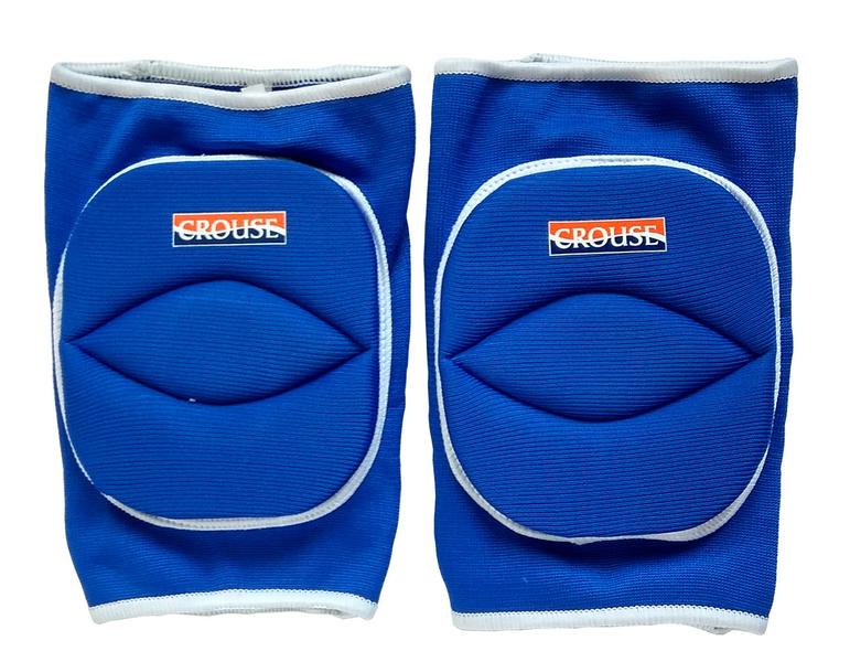 Наколенники волейбольные Crouse 7102(blue)