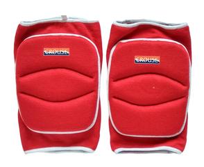 Наколенники волейбольные Crouse 7105 (red)