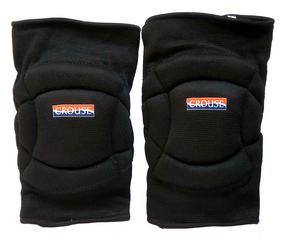 Наколенники волейбольные Crouse 7106 (black)