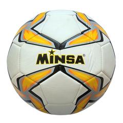 Мяч футбольный Minsa 9007 (yellow)