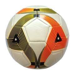 Мяч футбольный Minsa 9040 (white)