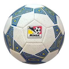 Мяч футбольный Minsa 9046 (blue)
