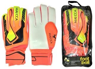 Перчатки вратаря MAI CCA (оранжевые)