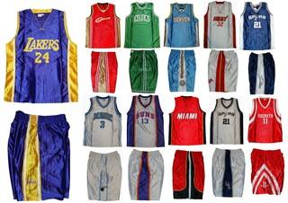 Форма баскетбольная 1-200