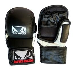 Перчатки для единоборств (MMA) Badboy (чёрные)