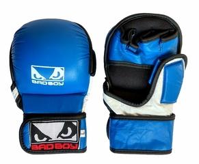 Перчатки для единоборств (MMA) Badboy (синие)