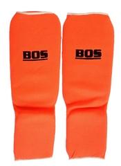 Щитки для единоборств Bos (оранжевые)
