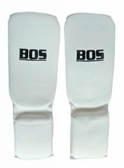 Щитки для единоборств Bos (белые)