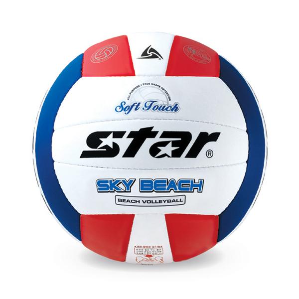 Мяч волейбольный STAR CB545-31 SKY BEACH