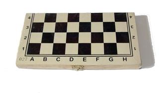 Шахматы деревянные (210*210)