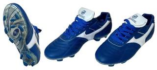 Бутсы футбольные Crouse 007-2 (синие)