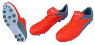 Бутсы футбольные Crouse 15-1 (red)