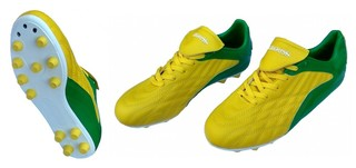 Бутсы футбольные Crouse 15-1 (yellow)