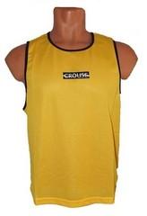 Манишки футбольные Crouse (жёлтые)