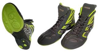 Обувь для борьбы Crouse 1305 (серые)