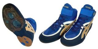 Обувь для борьбы Crouse JY802 (синие)