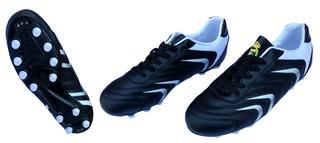 Бутсы футбольные Crouse 15-2 (black)